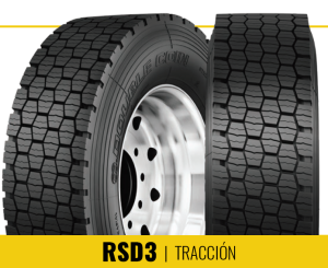 RSD3 TRACCION