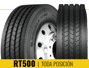 RT500 TODA POSICION